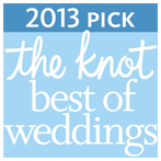 2013 Pick: The Knot, Best of Weddings